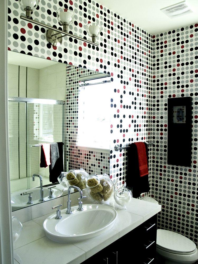 modern retro bathroom - Retro Bathrooms