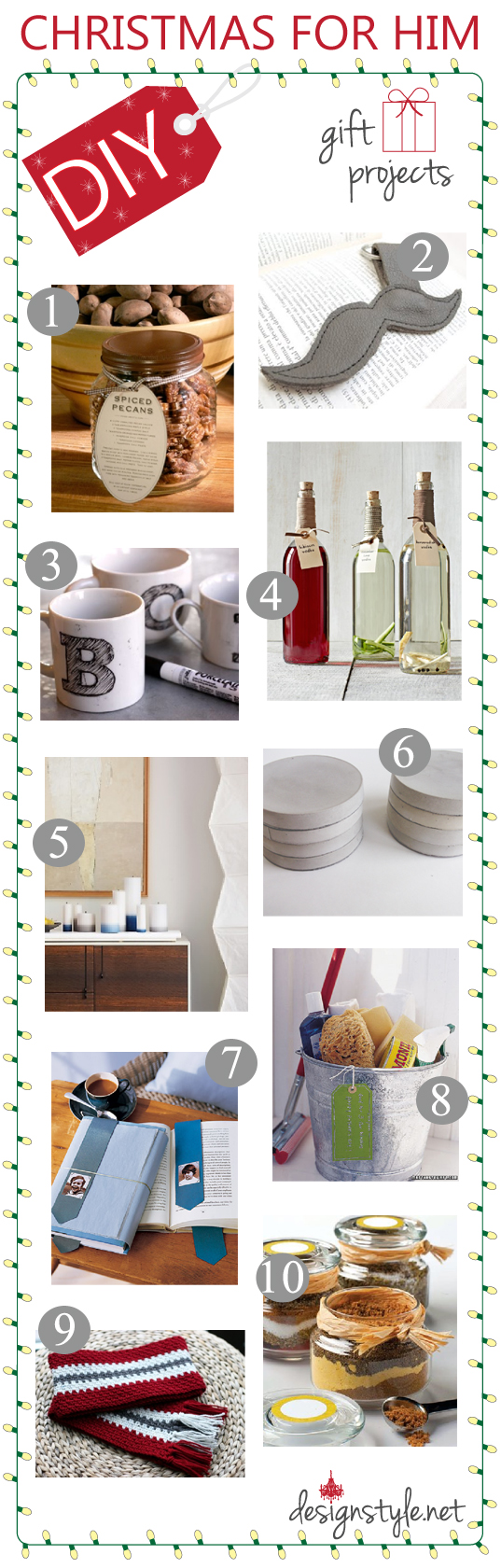 diy christmas gift ideas for her him design style