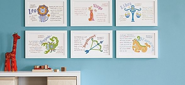 Whimsy on the Wall