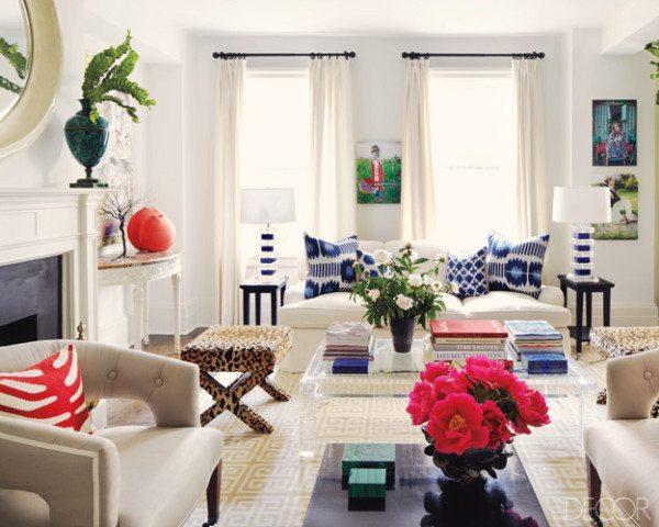 Shop This Look Colorful Eclectic Living Room