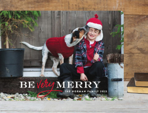 6 Of Our Favorite Christmas Card Designs