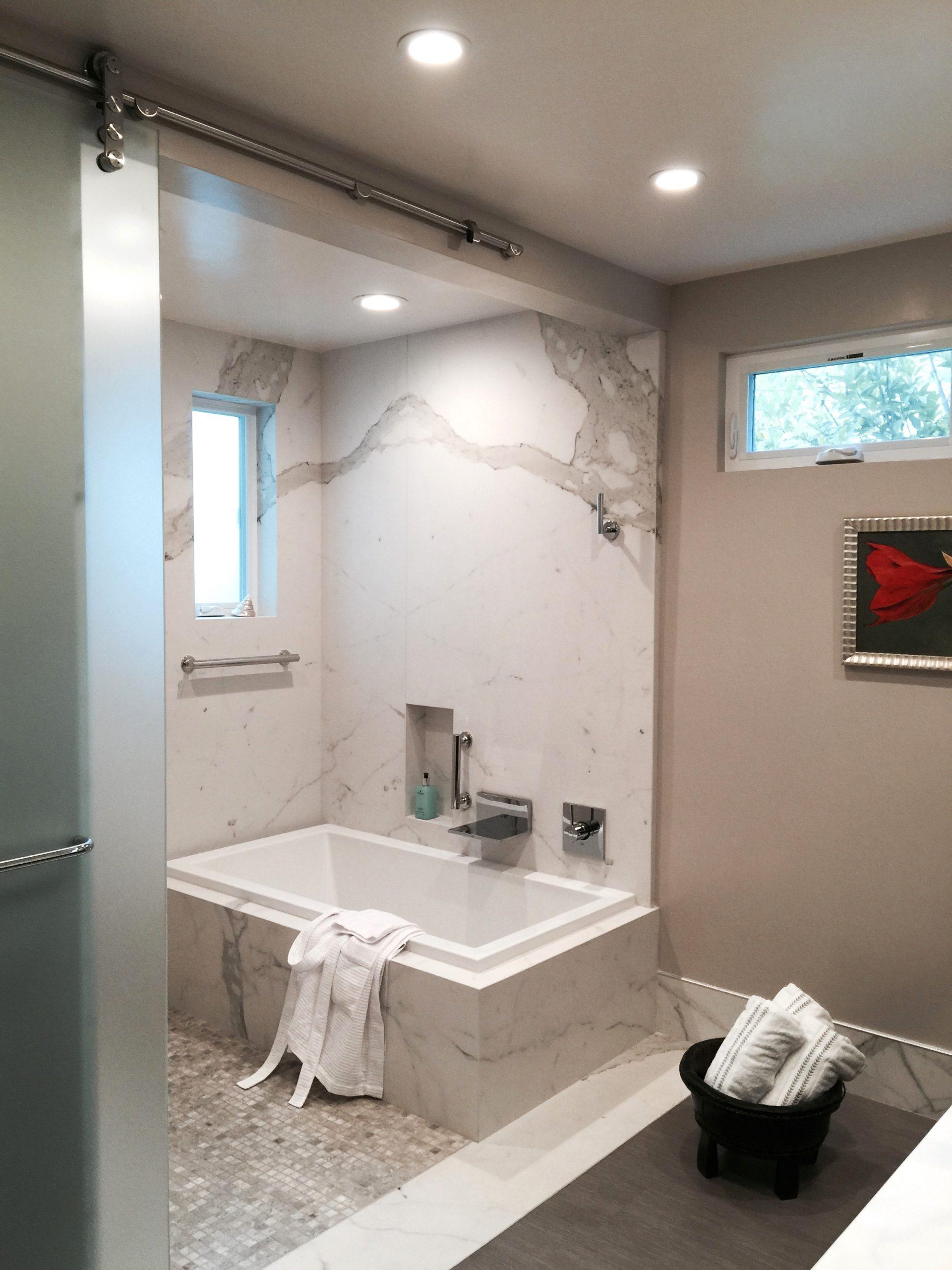 Home Spa Bathroom Tub